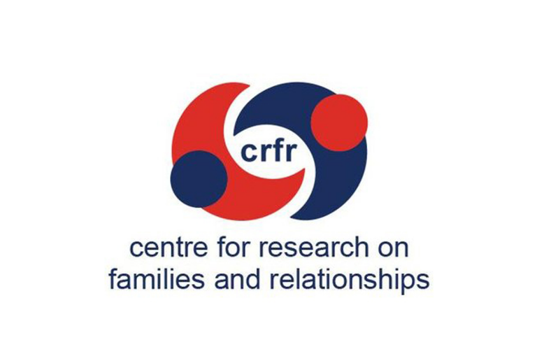 Centre for Research on Families and Relationships logo