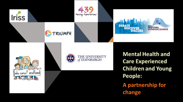 Mental Health and Care Experienced Children and Young People: A partnership for change
